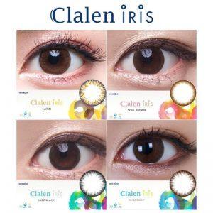 Clalen 1 Day IRIS