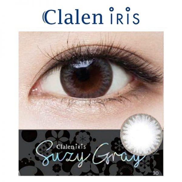 Clalen IRIS Suzy Gray_cover2