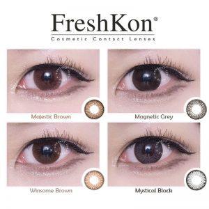 Freshkon Alluring Eyes 大美目 1 Day