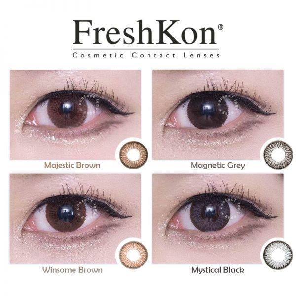 Freshkon Alluring Eyes 大美目 1 Day_cover2