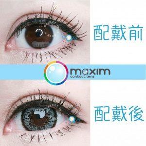 Maxim 散光 Color Con (2月戴)