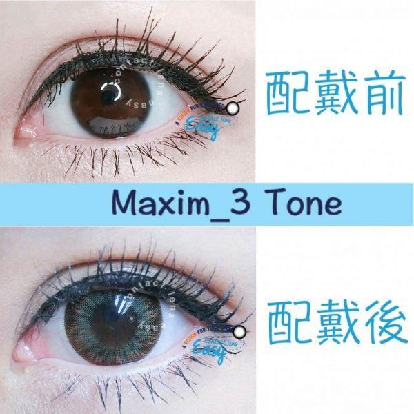 Maxim 3 Tone 1 Day_cover3