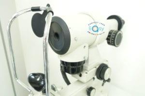 隱形眼鏡驗配及驗眼儀器