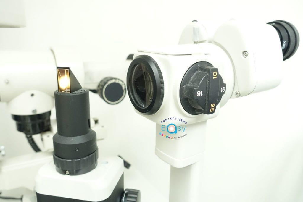 隱形眼鏡驗配及驗眼儀器_info5