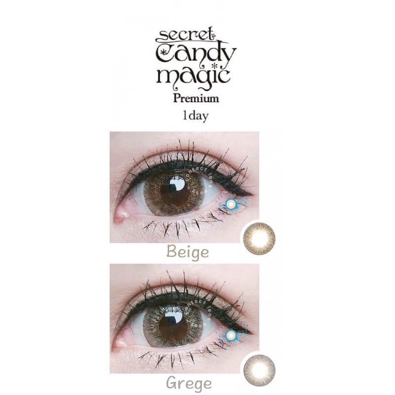 Secret Candy Magic Premium 1 Day_con demo