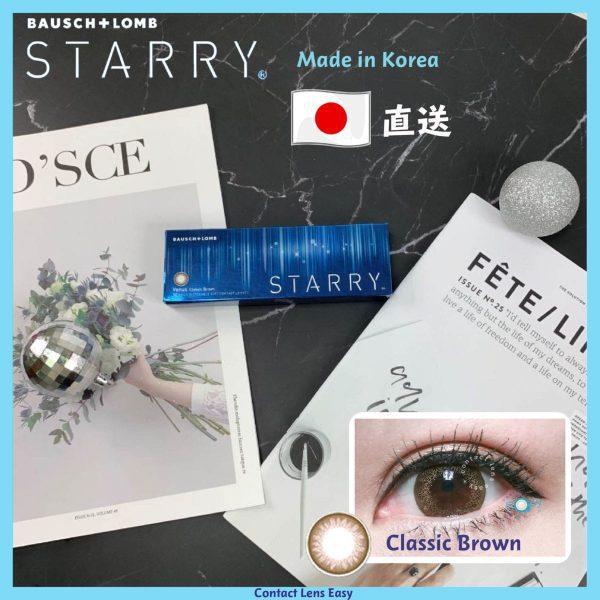 博士倫 Starry 1Day Color (日版)_cover2