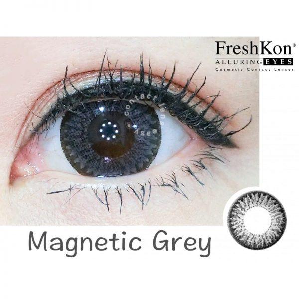 Freshkon Alluring Eyes 大美目 1 Day - Magnetic Grey (原盒環保裝)_cover2