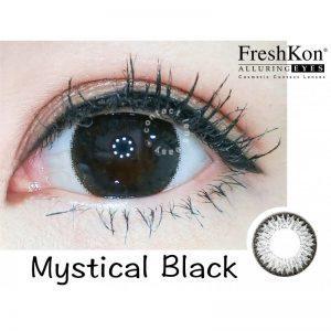 Freshkon Alluring Eyes 大美目 1 Day – Mystical Black (原盒環保裝)