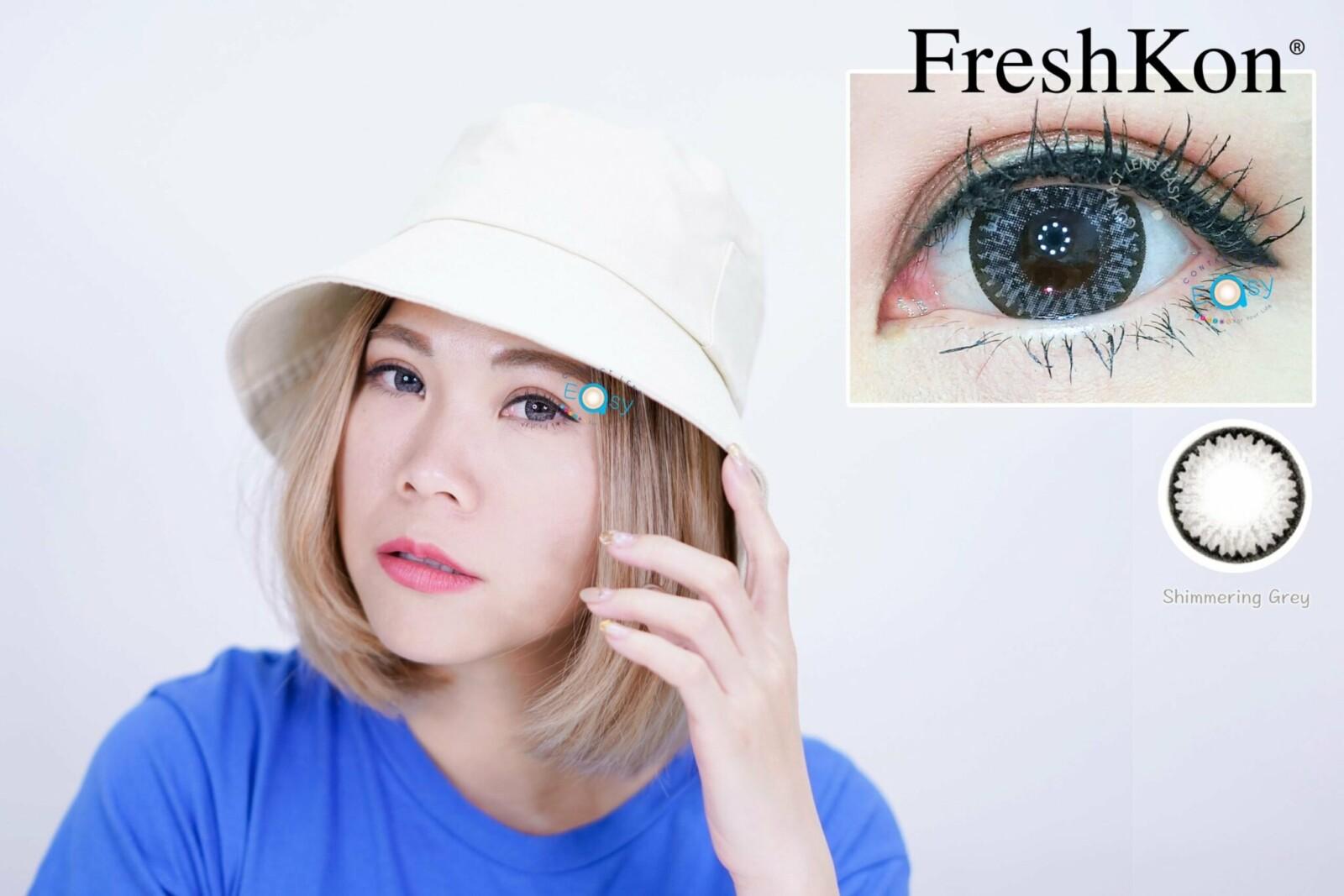 Freshkon_Colors Fusion_Shimmering Grey