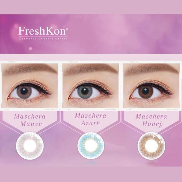 Freshkon Maschera 瑪紗綺 1 Day (30片裝)_con demo
