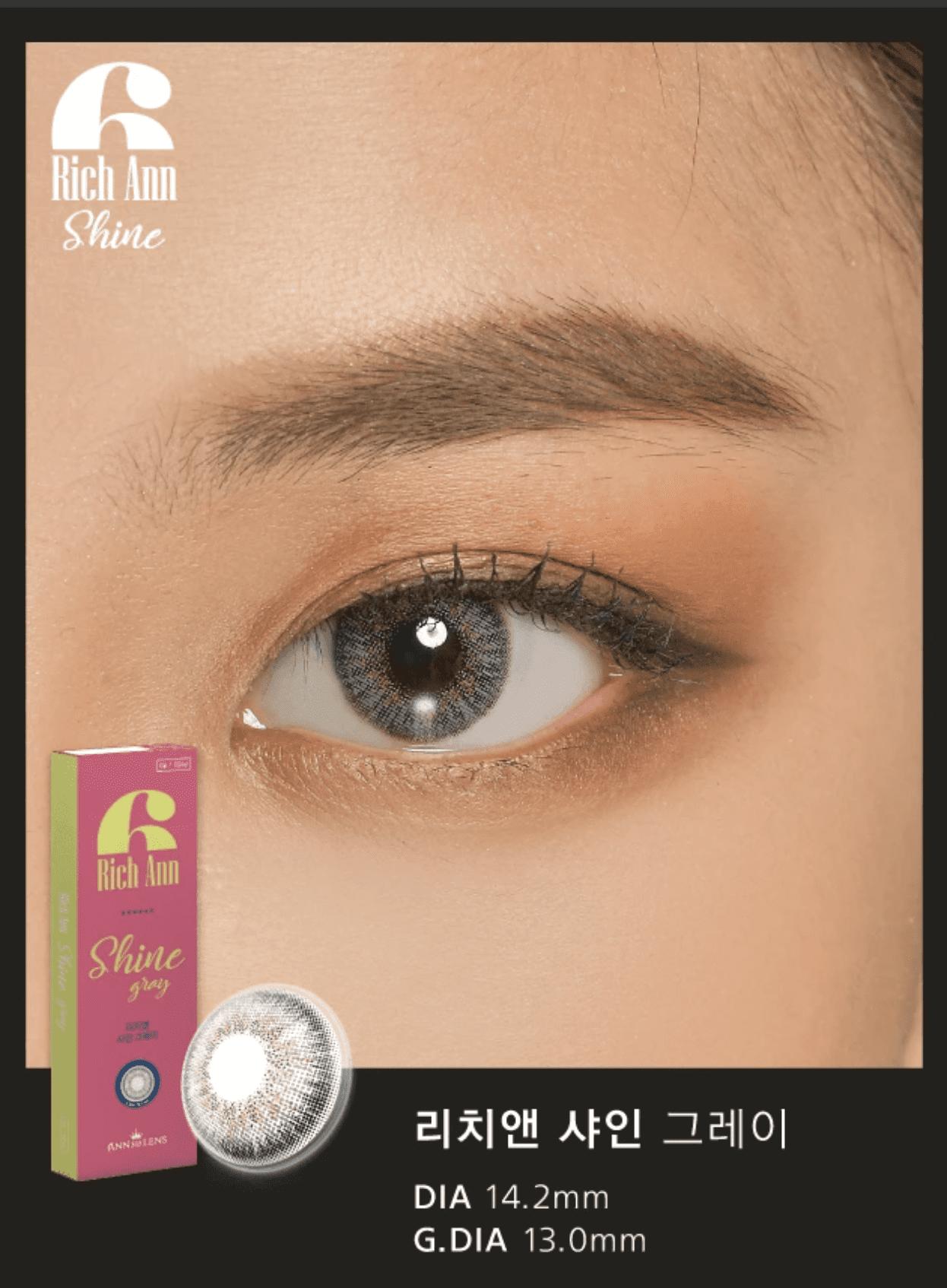 Ann365 1 Day Rich Ann - Shine Gray