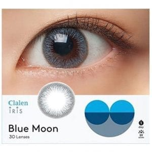 Clalen IRIS Blue Moon