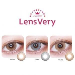 LensVery 1 Day Moomin Vello