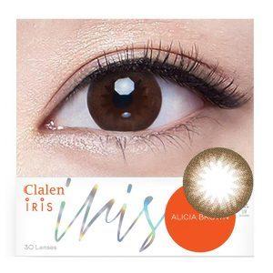 Clalen IRIS 1 Day Alicia Brown