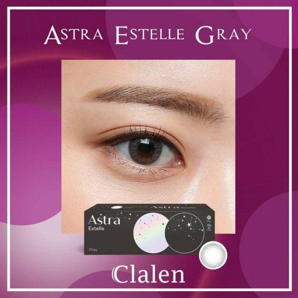 Clalen Astra 1 Day Estelle Gray